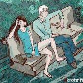 Від яких жінок тікають чоловіка? Порівняння - неприпустимий прийом. (Частина 2)