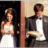 Любовні листи перед весіллям