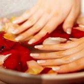Масляна ванночка для рук
