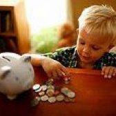 Чи потрібно дитині давати гроші?