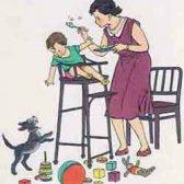 Виховання дітей дошкільного віку. Уроки самостійності