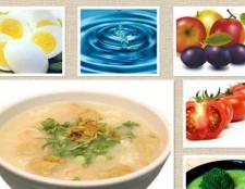 """7 Денна дієта """"улюблена"""": список дозволених продуктів"""