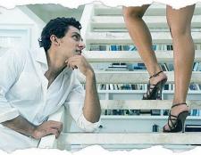 Що хоче чоловік від жінки?