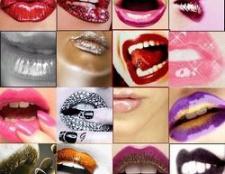 Форма губ і твій характер