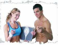 Як швидко скинути зайву вагу?