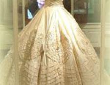 Як підібрати відповідне весільну сукню