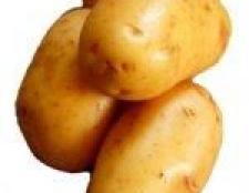 Картопляна дієта. Відгуки про картопляну дієту