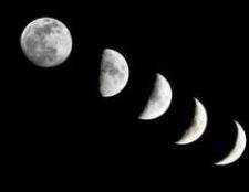 Місячні прикмети