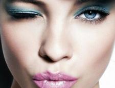 Макіяж для блакитних очей: підкресли свою красу косметикою
