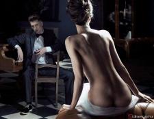 «Чоловічий погляд» на жіноче поведінку