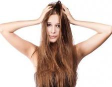 Немає часу помити волосся? Допоможе мука