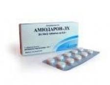 Про препарат аміодарон