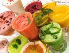 П'ять зіркових рецептів smoothie