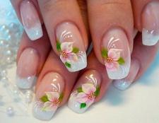 Різновиди дизайну нігтів