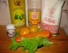 Салат літні мотиви