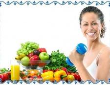 Спортивна їжа для схуднення