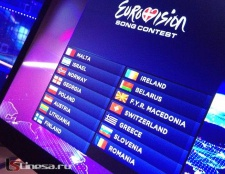 """Стали відомі учасники фіналу """"« євробачення-2014 »"""