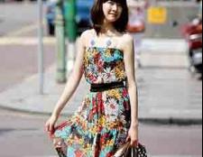 Стильний образ для літа. Літні сукні та сарафани.