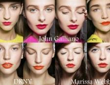 Весна 2014: модні тренди в макіяжі