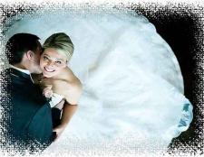 За якихось чоловіків виходять заміж?